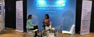 Read more about the article Continuwell® Exhibited at the World's Largest Telehealth Event