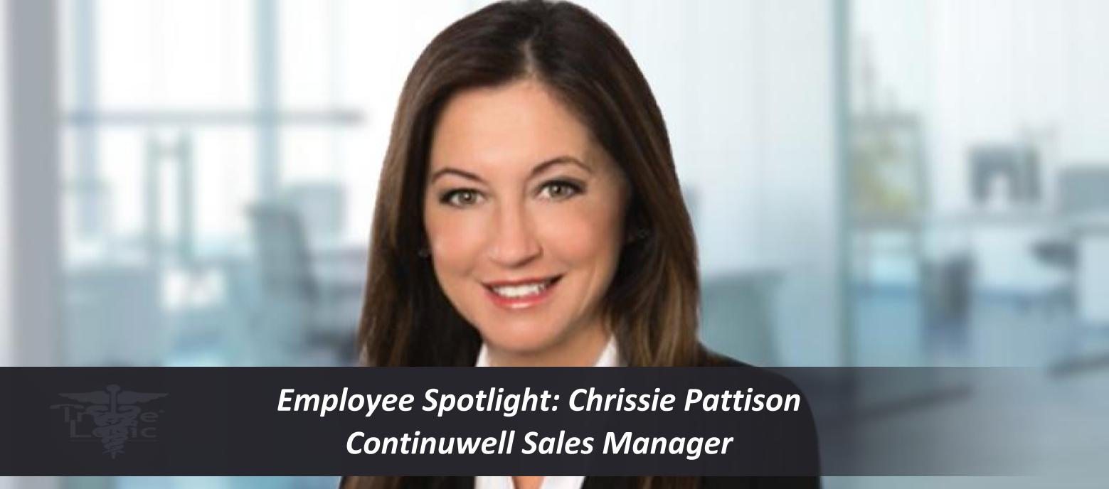Employee Spotlight – Chrissie Pattison Continuwell Sales Manager