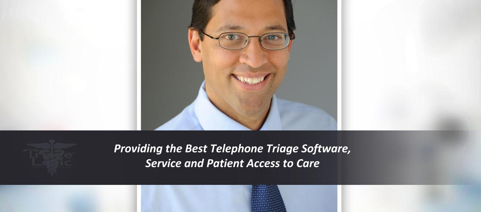 You are currently viewing Providing the Best Telephone Triage Software, Service, and Patient Access to Care