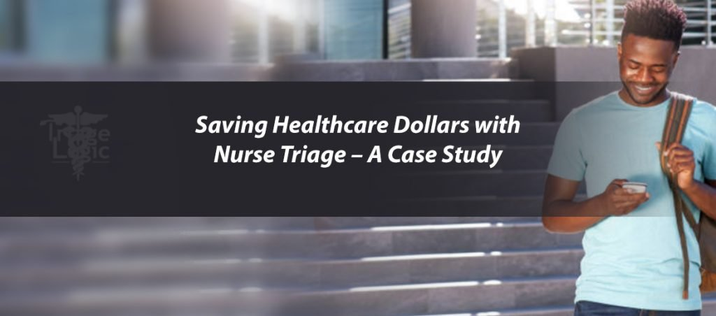 Saving healthcare dollars