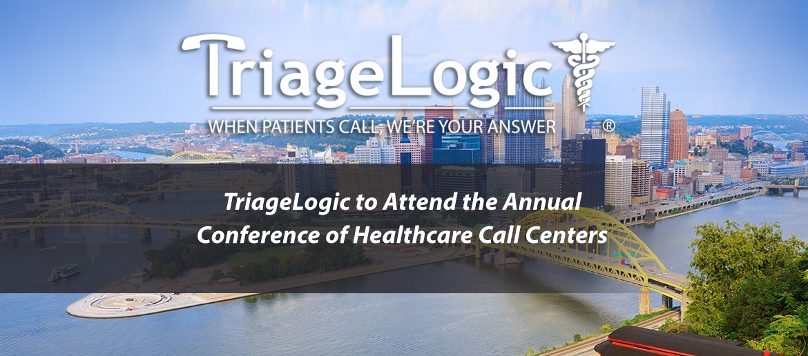 You are currently viewing TriageLogic to Attend the Annual Conference of Healthcare Call Centers