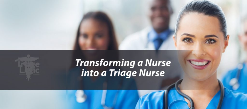 Nurse to triage nurse