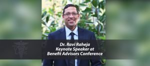 Read more about the article Keynote speaker at health advisors conference