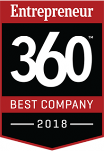 Entrepreneur 360 Best Company - TriageLogic