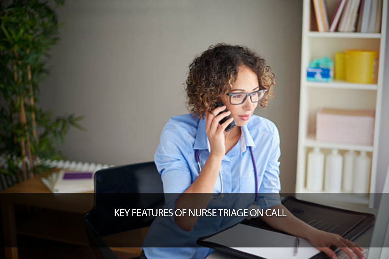 Customizing Care for Patient Populations with a Nurse Triage System
