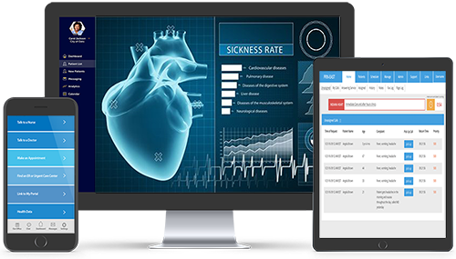 Using devices to monitor patients remotely