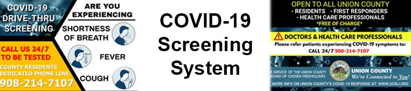 TriageLogic Assists Union County COVID-19 Hotline by Screening Patients and Connecting them to Physicians