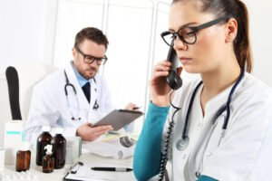 Difficult Calls: A Triage Nurse's Guide to a Positive Call Experience