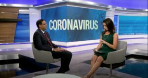 Read more about the article Dr. Ravi Raheja Discusses COVID Case Uptick in Teens