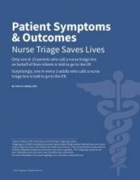 Patient Symptoms and Outcome ebook cover